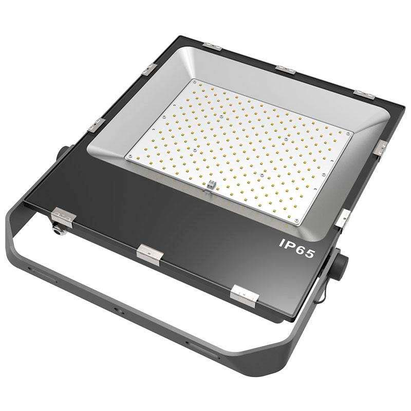 Proyector CREE Led PRO + Mean Well, 200W, Blanco cálido